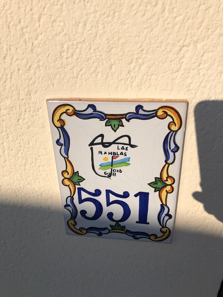 Las Ramblas 551
