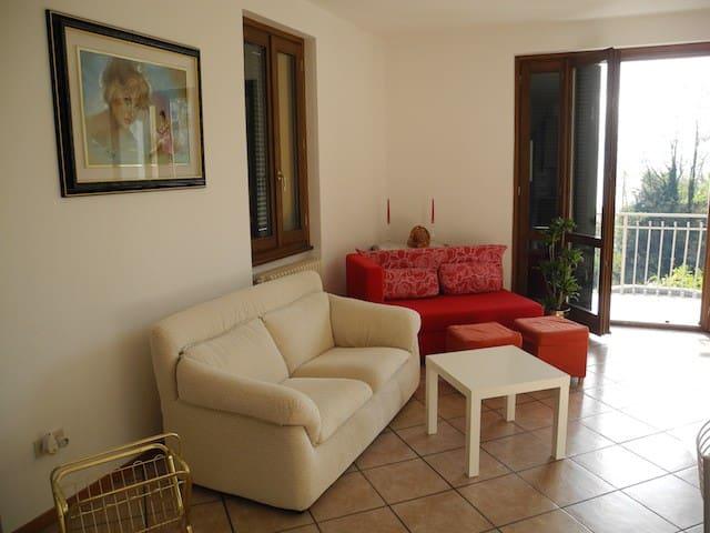 Incantevole casa Conny - Santa Maria Rezzonico - Appartement