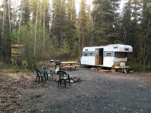 Vintage Camper Experience