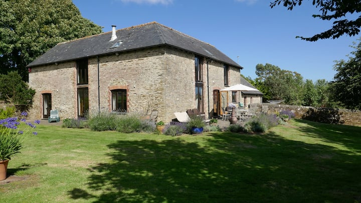Special discounts at glorious farmhouse in Devon