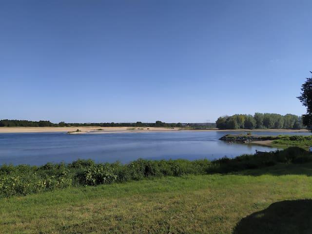Les soleils de la Loire « Soleil levant »