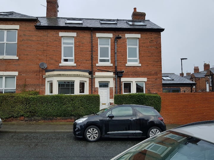 3 bedroom family house in South Gosforth