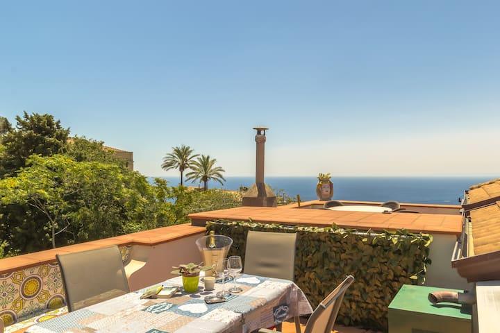 """Amartìa-""""Il Moro""""apartment"""