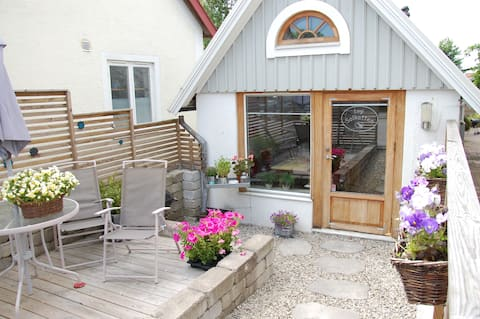Sweet cabin near Lund in Skåne