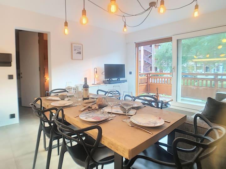 apartment  on renovation