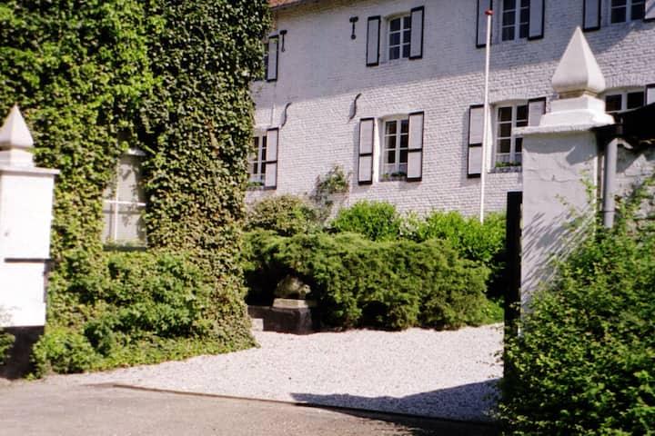 Vakantiehuisje op Historische Hoeve