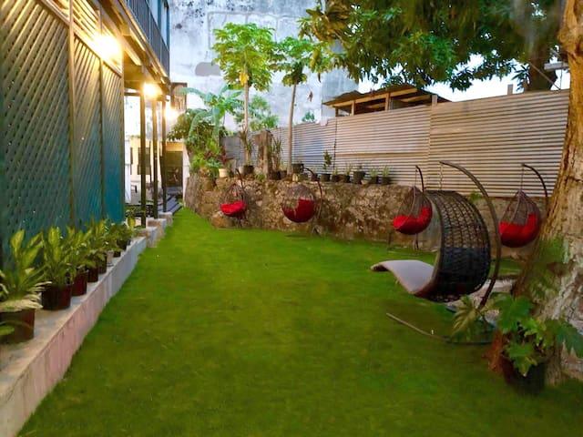 Loft de diseño con jardín totalmente nuevo X4a