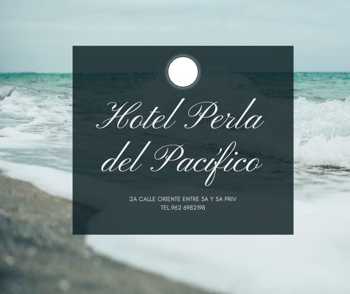 Hotel Perla Del Pacífico, Un lugar de descanso.