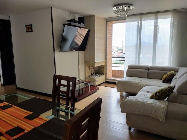 Apartamento en Funza muy cerca a Bogotá