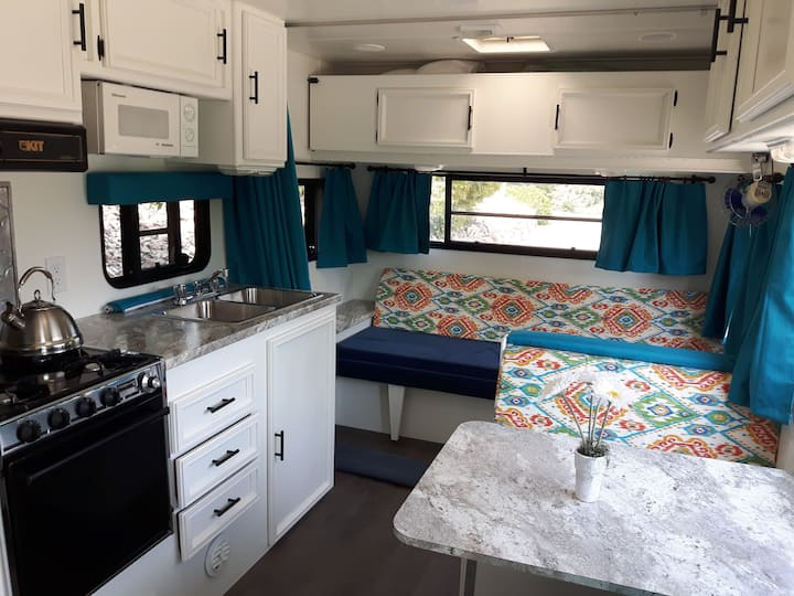 "RV Trailer for Rent ""We tow and Setup"""