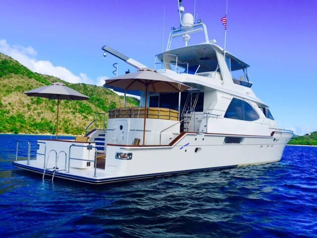 "Yacht Stay ""Sea Mystic"" - St Thomas - Vene"