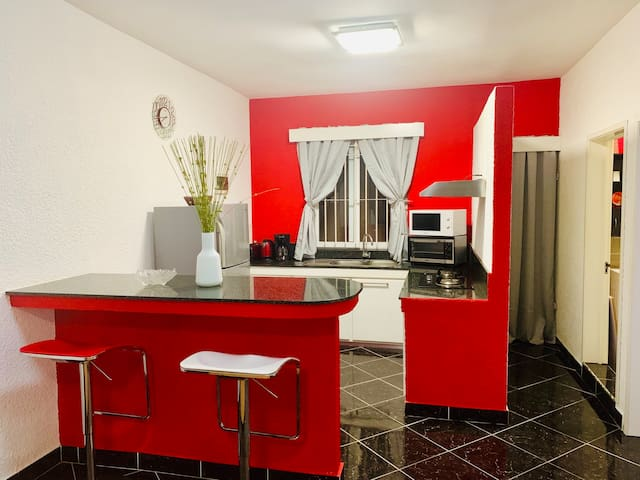 LOVELY APARTMENT 75m2-2 BEDROOMS-FULLY FURNISHED
