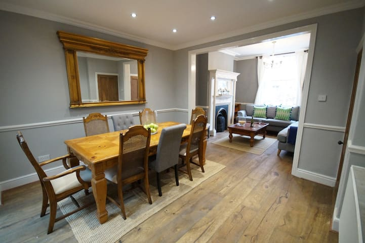 5 Bed Georgian Town House in Chester Centre - Chester - House