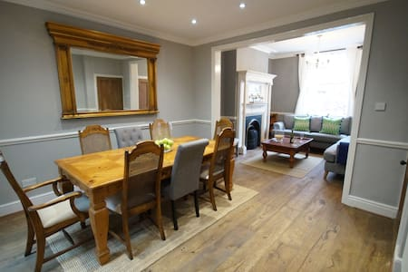 5 Bedrooms Georgian House in Chester Centre