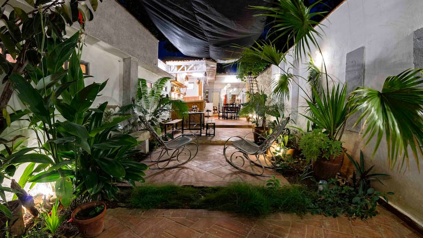 Casa Gonzalez Valle - Habitación Mariposa