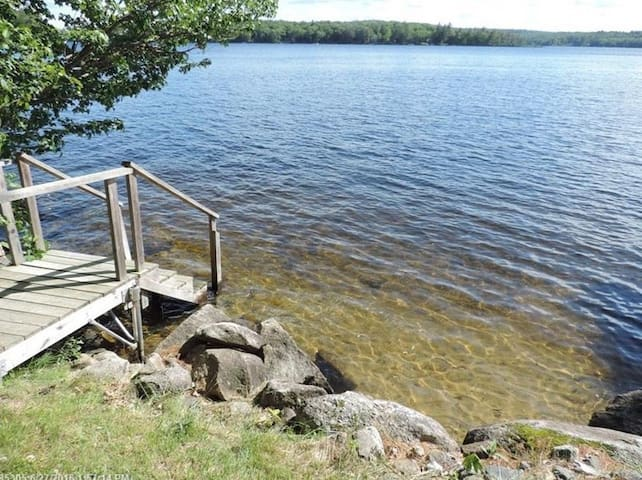 Family friendly waterfront home on Long Lake. - Harrison - Holiday home
