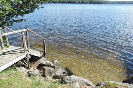 Family friendly waterfront home on Long Lake. - Harrison - Loma-asunto