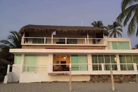 Casa Don Pepe en la playa