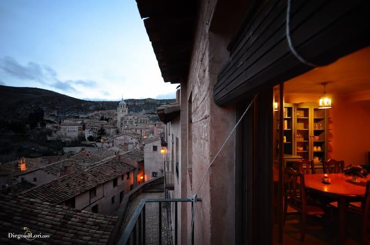 La Casa de las Torres. - Albarracín - Apartament
