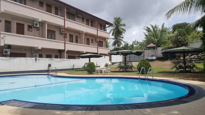 Standard Room Pool/Restaurant(2Pax)
