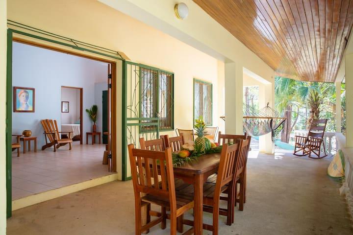 Casa Tropical in Playa Guiones, Nosara