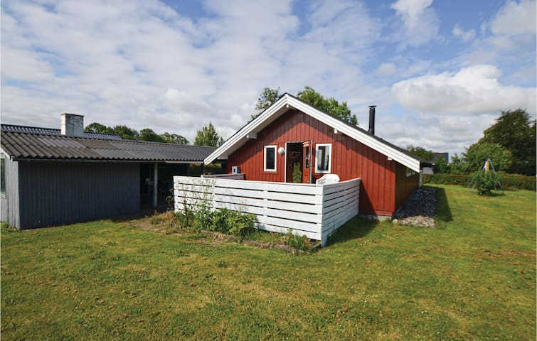Holiday cottage with 3 bedrooms on 60m² in Egernsund
