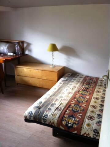 Chambre au calme quartier St Pierre - Brest - Casa