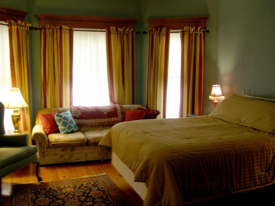Rear Parlor/Bedroom