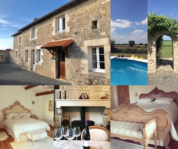 Bramble Cottage - a family friendly French haven.
