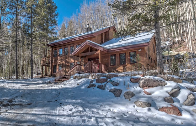 Ski Getaway 3 miles from Breck - Blue River - Dom