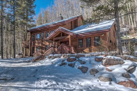 Ski Getaway 3 miles from Breck - Blue River - Talo