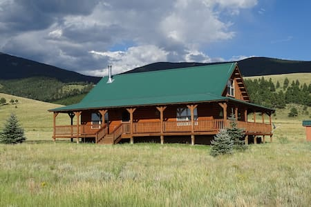 Elk Ridge Cabin in Eagle Nest, New Mexico