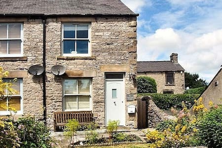 Character cottage in Bradwell in the Peak District - Smalldale - Casa