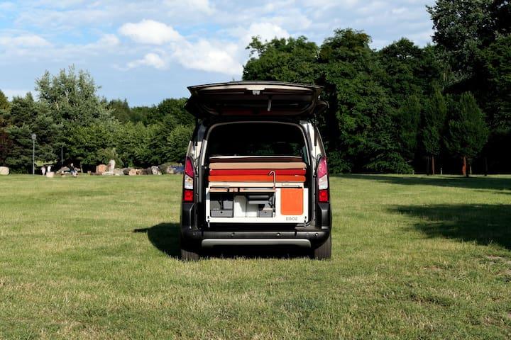 Mini campervan rental by Roadtrip Campers
