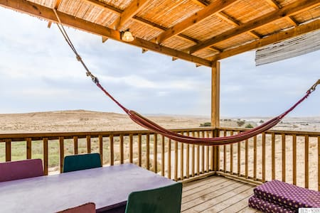 Shamballa Ezuz Desert Hospitality - cabin 1