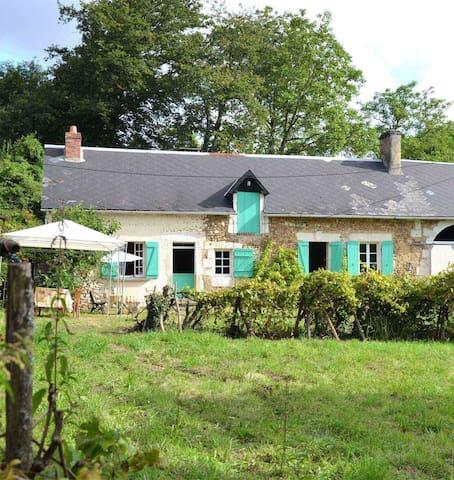 La Maison, Flee, Sarthe, Pays de la Loire - Flée - Chatka