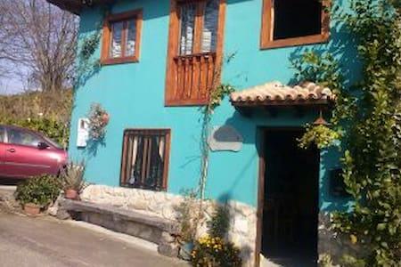 Casa rural vistas a Picos de europa