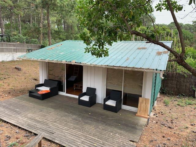 Cabane au Cap ferret