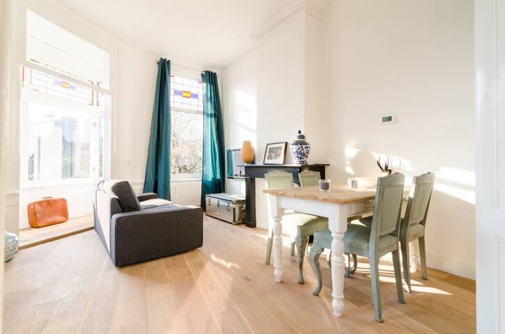 Leidsekade apartment Utrecht