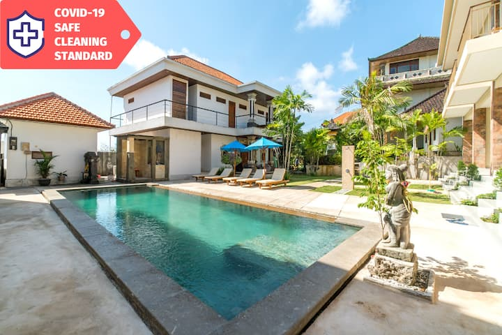Calm Your Mind and Stay in Uluwatu Vacation Cabin