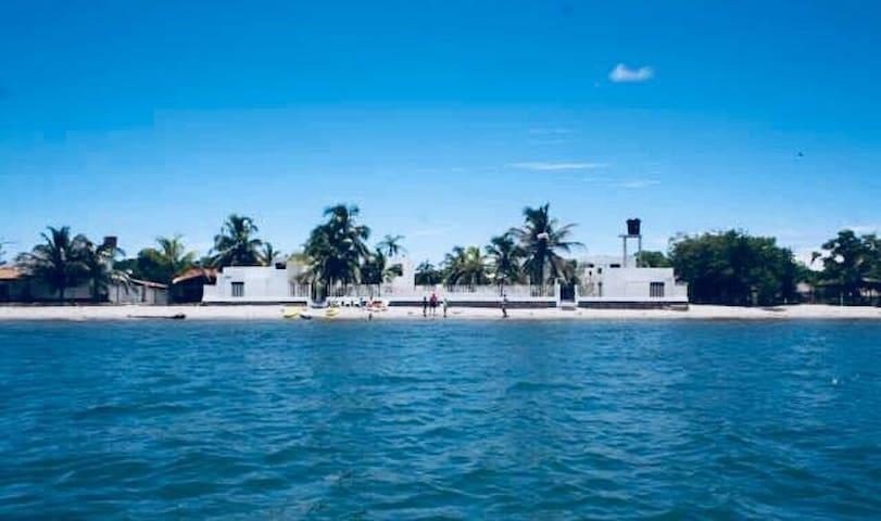 Cabaña frente al mar - Apartment ocean view
