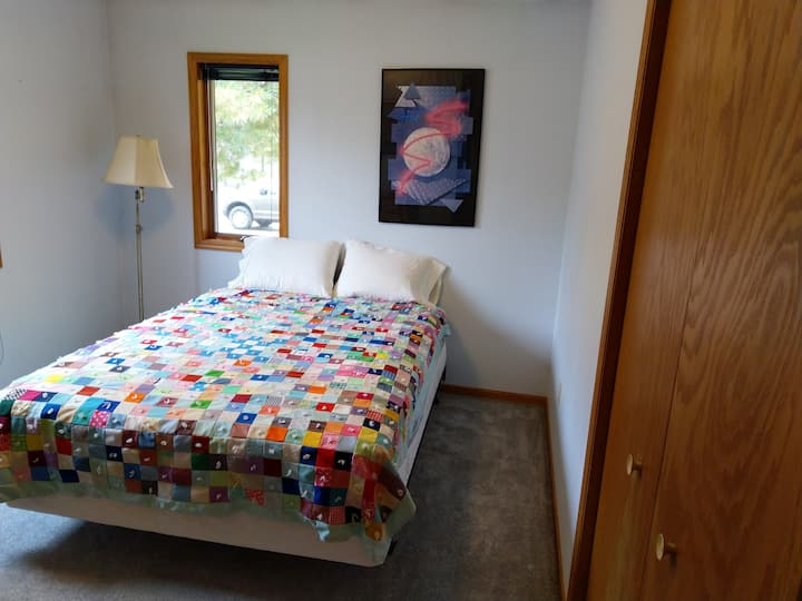 Private Bedroom in a Platteville Home