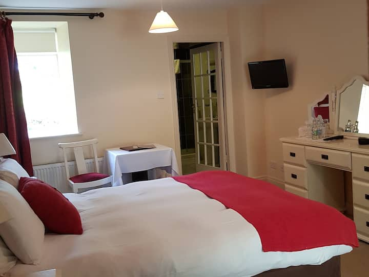 Courtyard Double Room at Carrygerry Country House