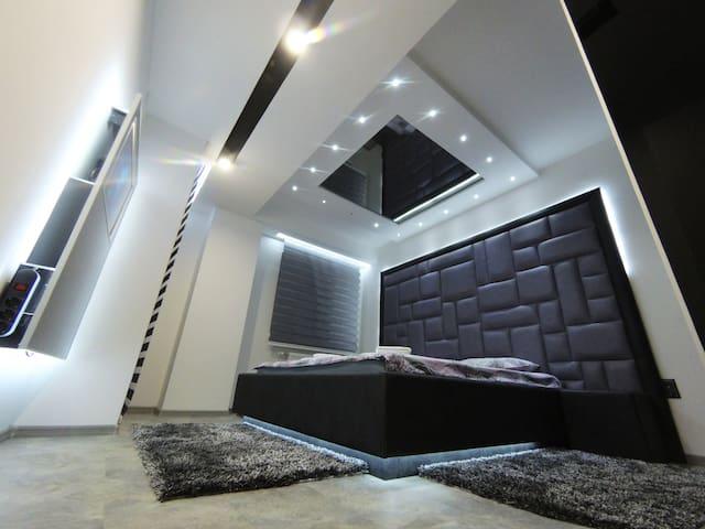 Grey Lux apartment