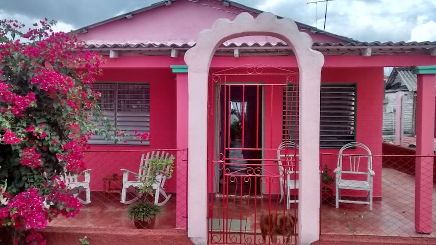 2 Casa La Jimagua - Viñales - Huis