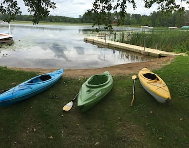 ❤️ Unique On the water, kayaks paddle boards, Peace