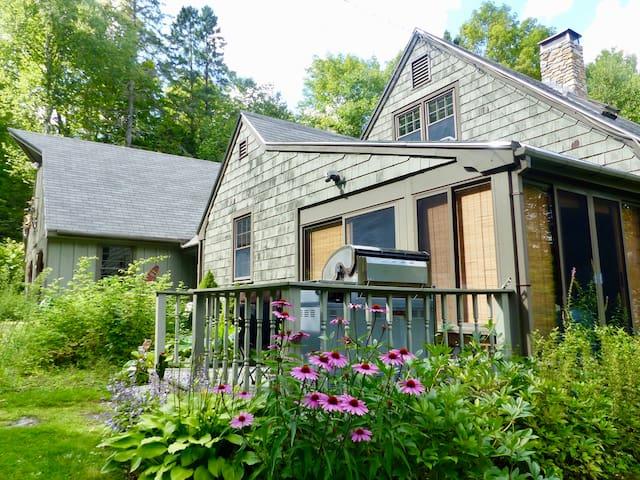 Bean Brook Trail House