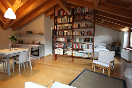 Holiday House 'Lo Spirito Del Monte' Attic