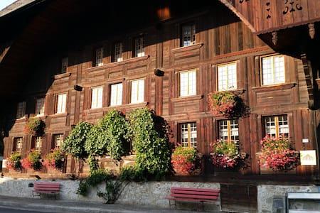Emme Lodge, für Biker, Wanderer, Familen & Gruppen - Langnau im Emmental - Hostel
