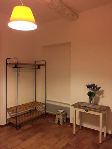 Petit studio a partage - Small studio to share - Cogolin - Huoneisto